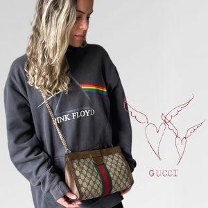 Gucci Clutch crossbody bag.